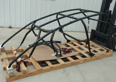 Razor Frames, Roll Bars and Parts