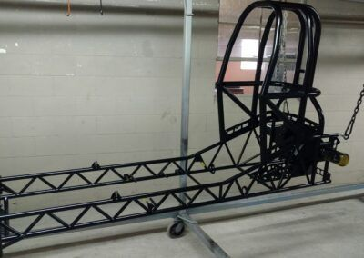 Tractor Pulling Frames